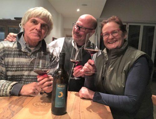 Einladung zur Weinverkostung – Hilberg Pasquero, Piemont